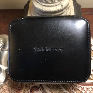 Trish McEvoy micro mini planner and makeup case.